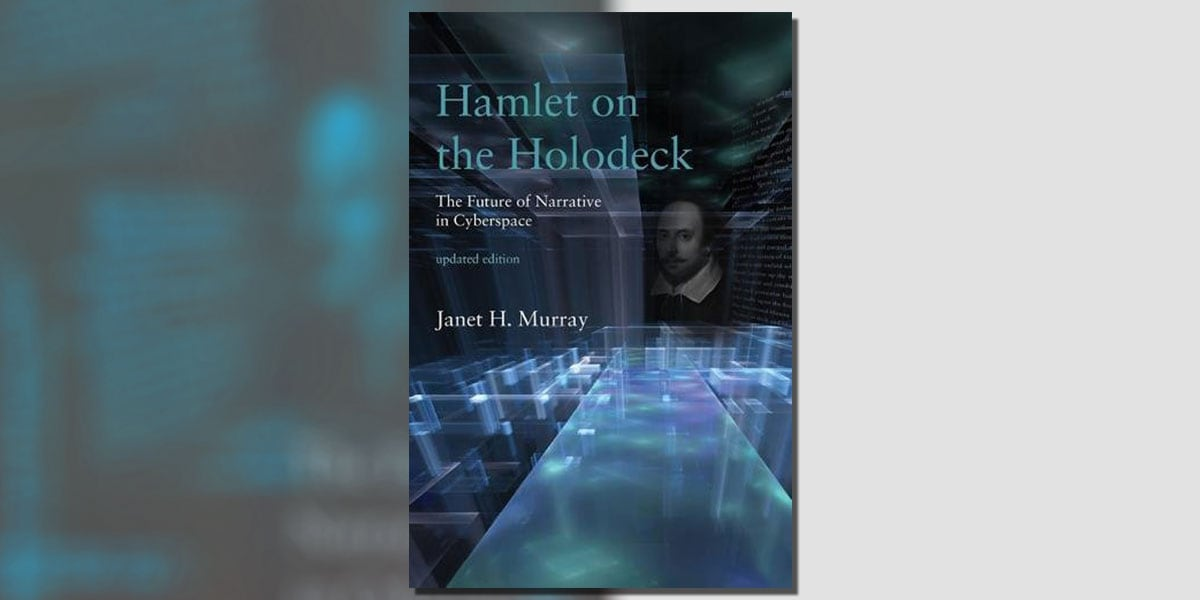 Hamlet on the holodeck by Murray Book Cover