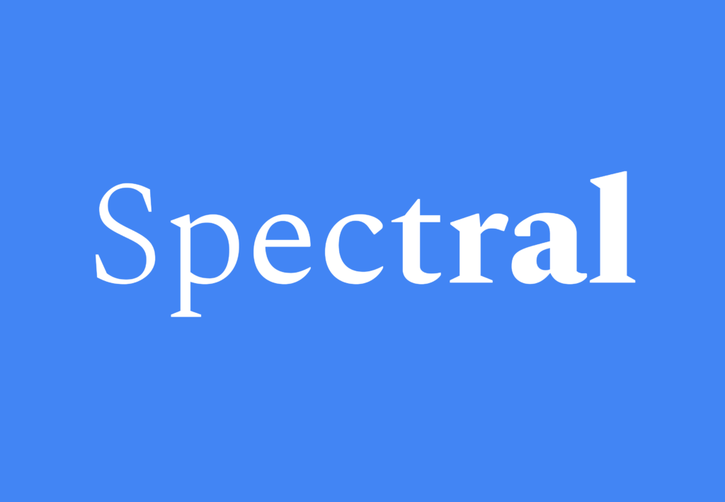 Spectral Demo