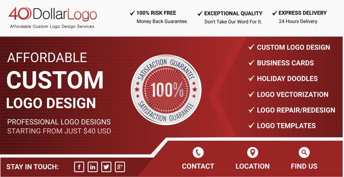 40DollarLogo.com