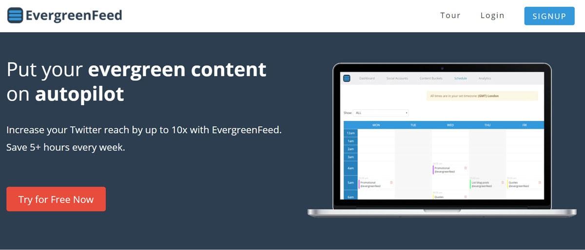 EvergreenFeed.com