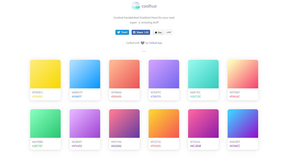Gradient Color Tool