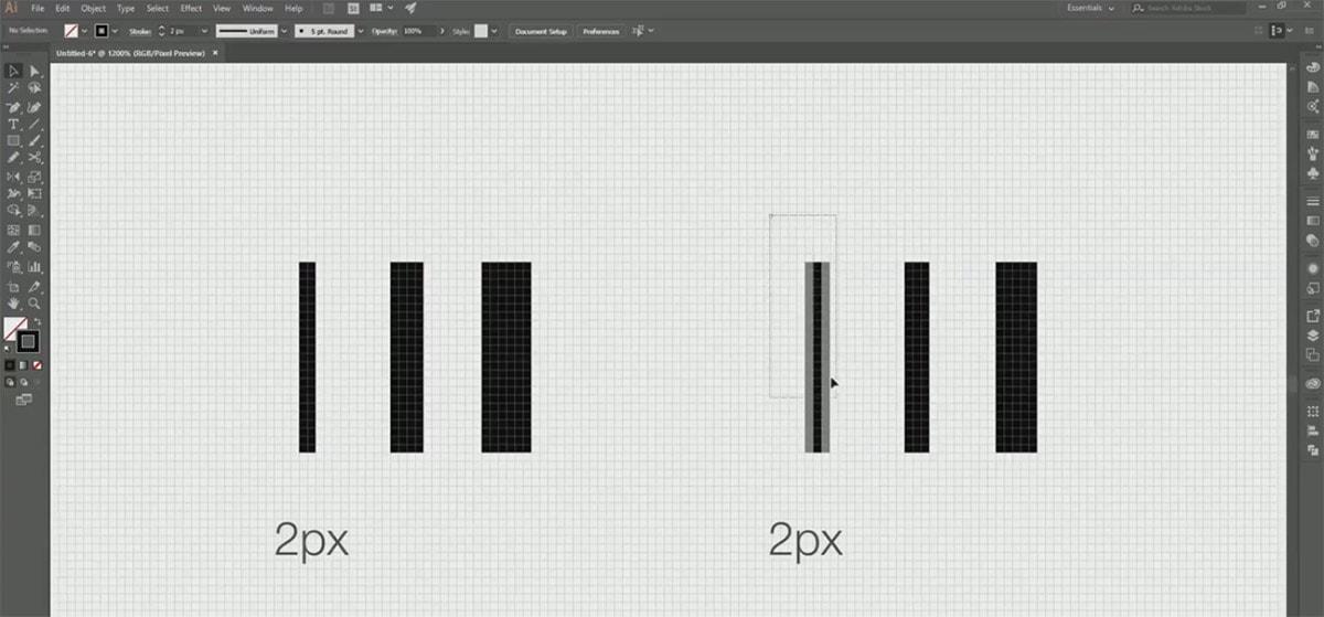 Make Pixel Perfect Icons
