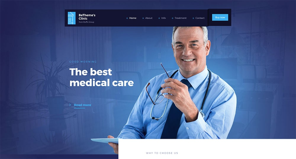 For Medical Care