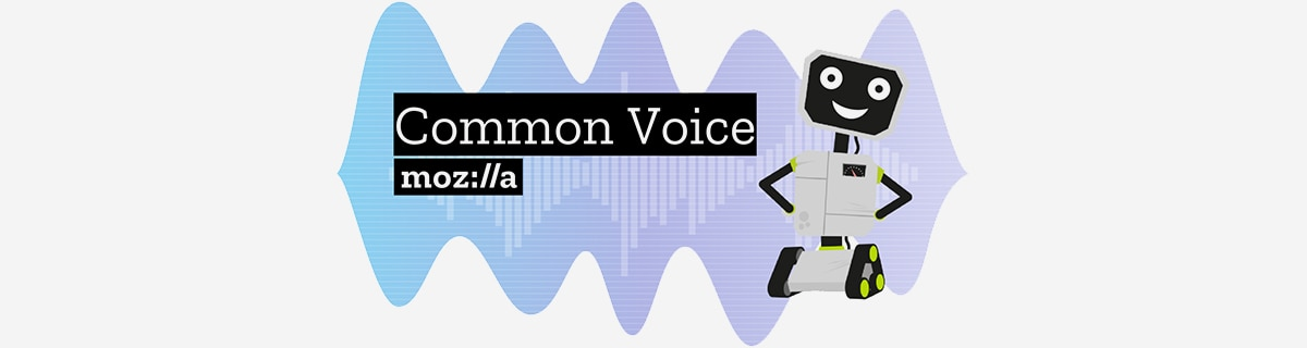 Mozilla Common Voice Logo