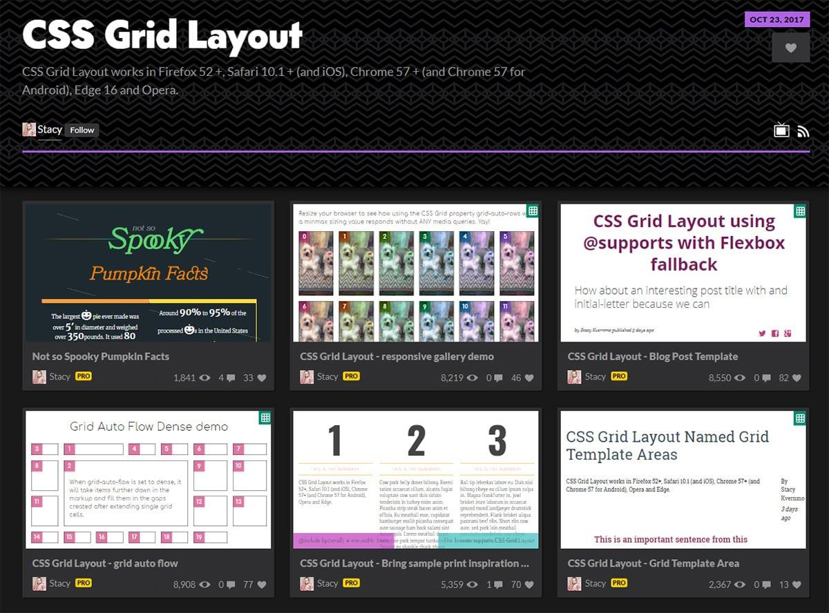 Flexbox & CSS Grid Layouts