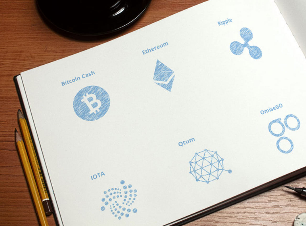 Free Bitcoin Vector Icons from Unblast