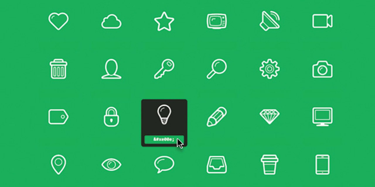 Linecons - Free Vector Icons Pack - Designmodo