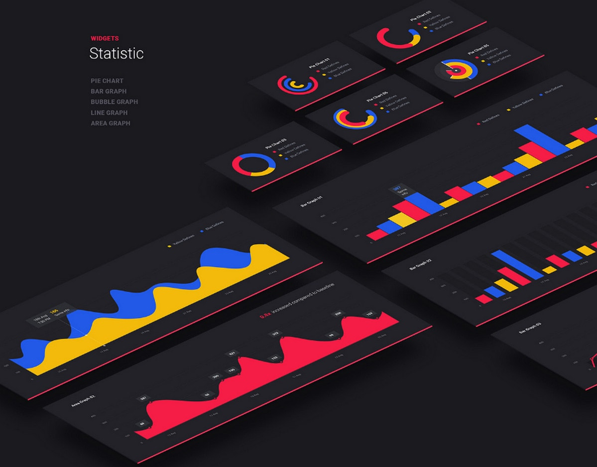 Carsive dashboard UI kit