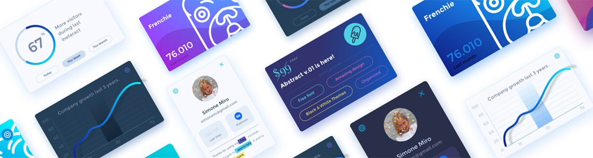 Best Free Website and Mobile UI Kits for 2018 - Designmodo