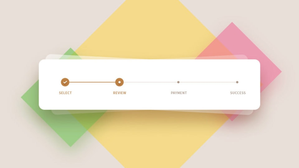 Progress Step UI Design Patterns: Tips, Freebies & Code Snippets
