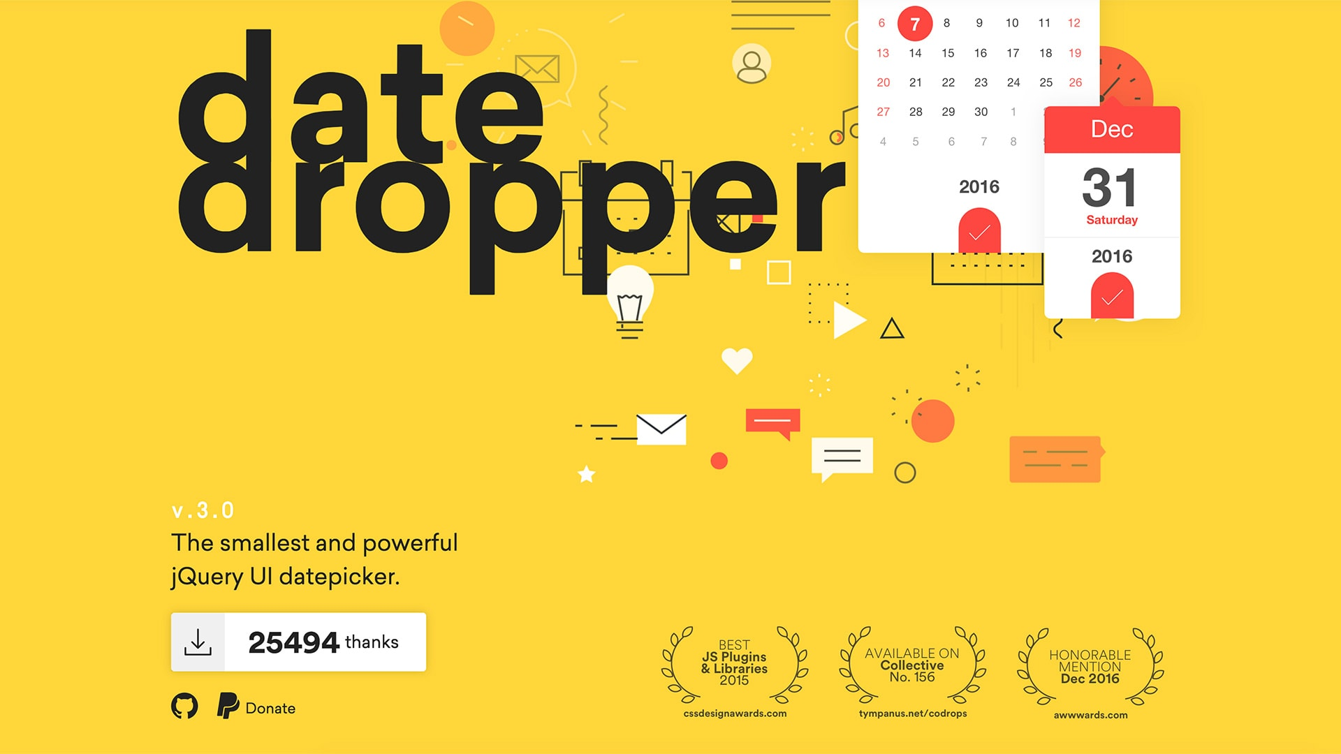 Best and Free JavaScript Plugins - Designmodo