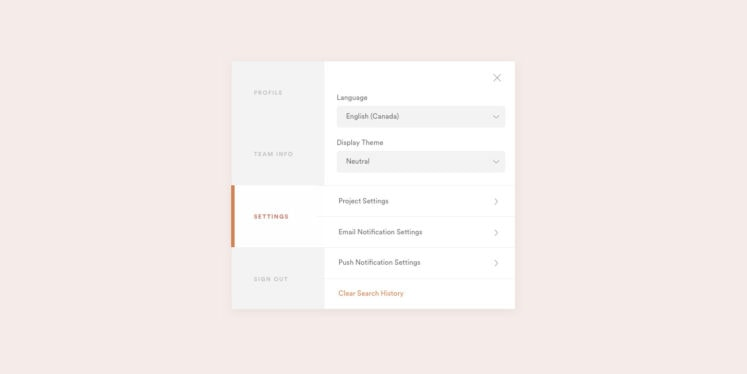 Tabbed Widgets in Web Design: UI Examples & Free Plugins