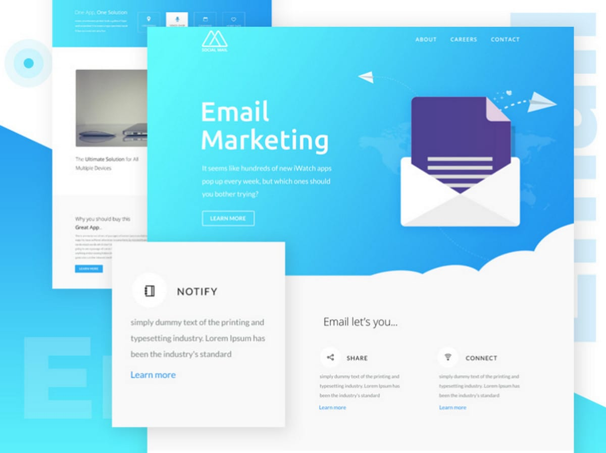 Best Free HTML Email Templates of 2018 - Designmodo