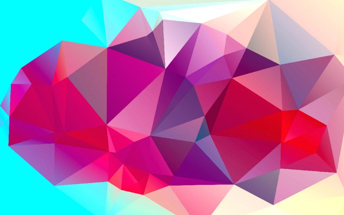 Polygonal textures