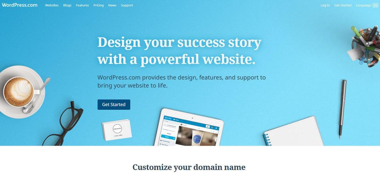 Authoritative Website builder