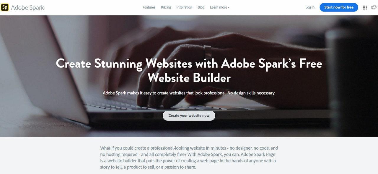 Trustful Website builder
