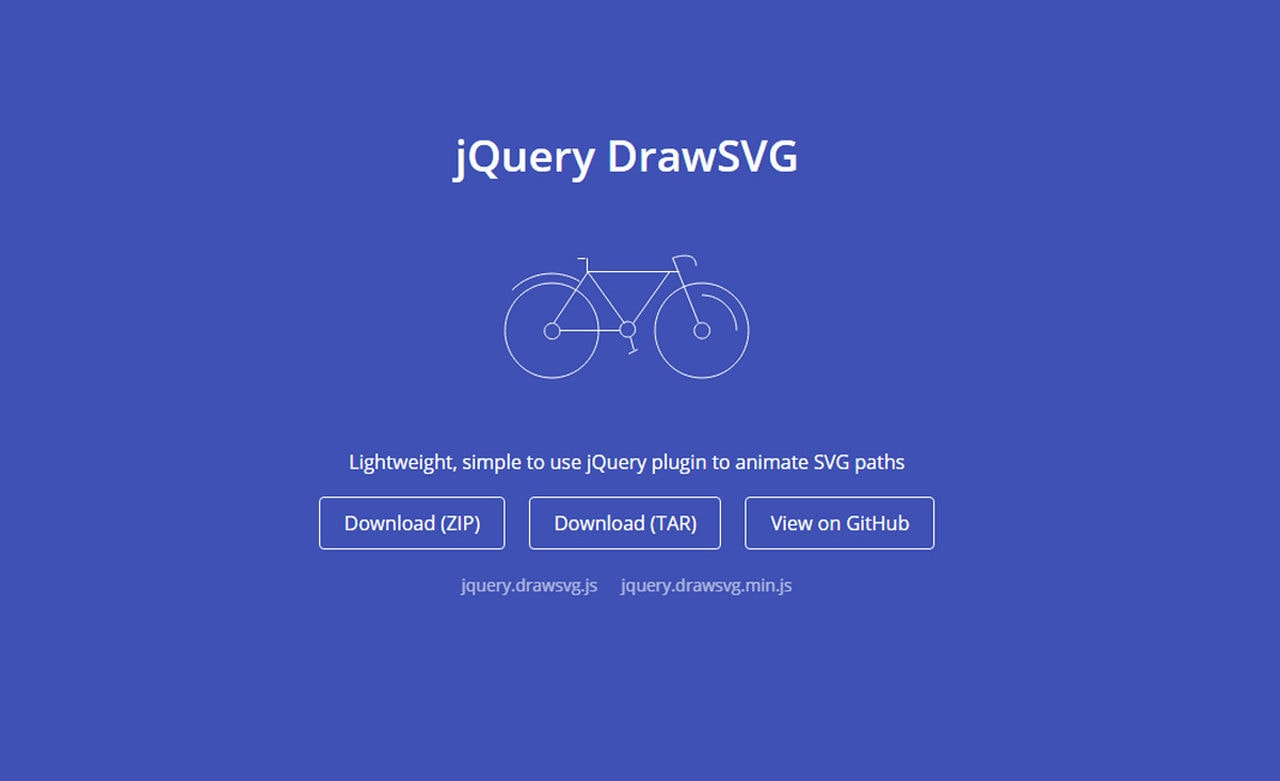 Plugin that brings SVG to life