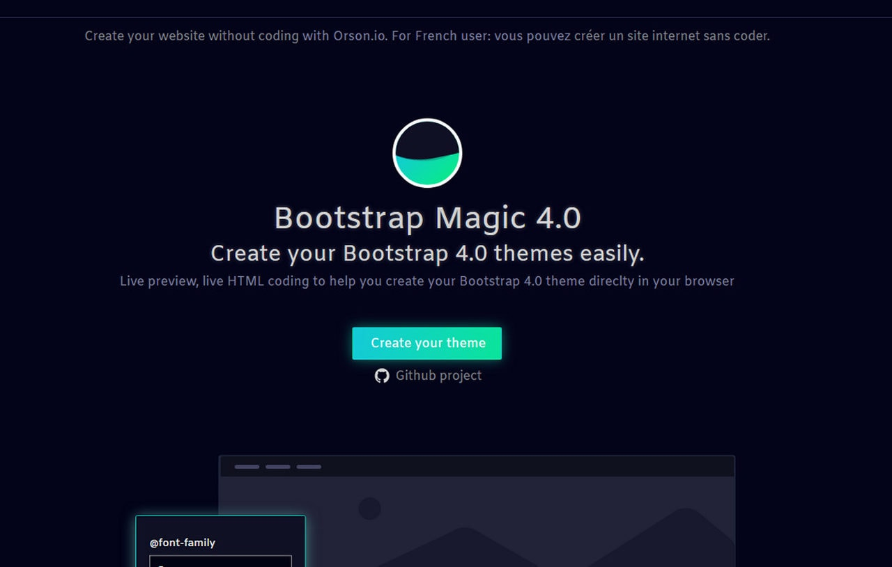 Bootstrap Dashboard
