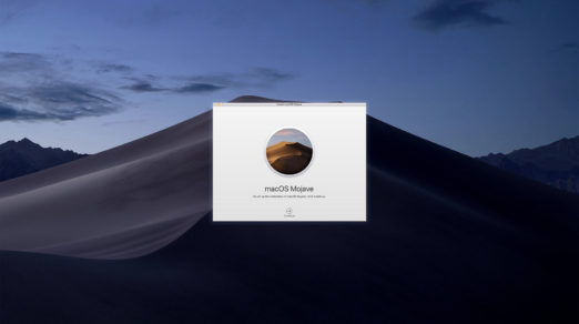 Apple Steps Into the Future with MacOS 10.14 Mojave