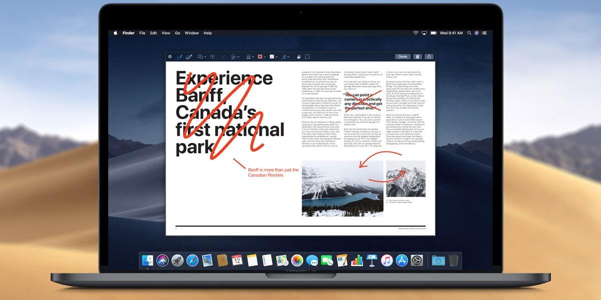 Apple Steps Into the Future with MacOS 10 14 Mojave - Designmodo