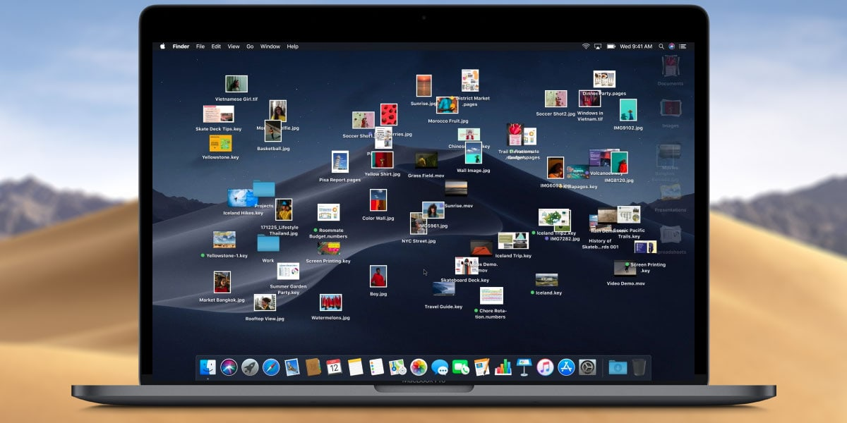 Apple Steps Into the Future with MacOS 10 14 Mojave - Designmodo