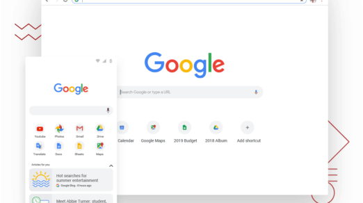 Google Chrome Turns 10 – New Design and New Features