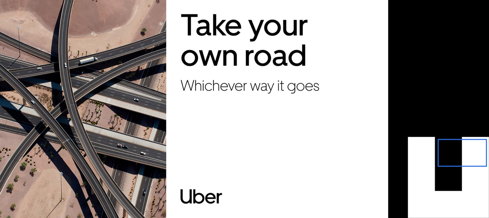 Uber Logo Example