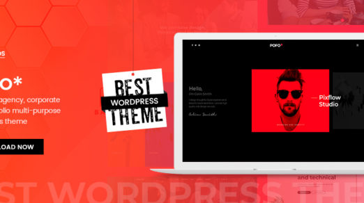 15 Cool WordPress Themes You Should Use in 2019 For Your Projects
