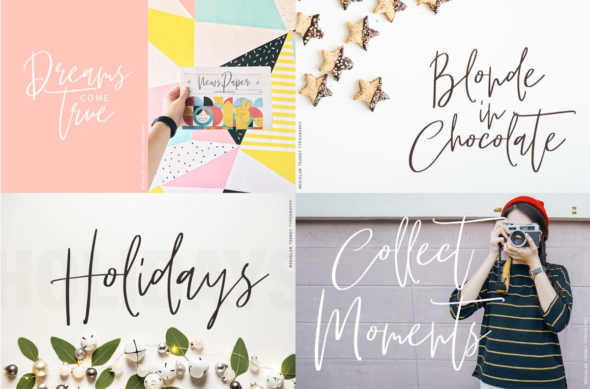 19 Free Fonts You'll Want to Use in 2019, Trends and Examples