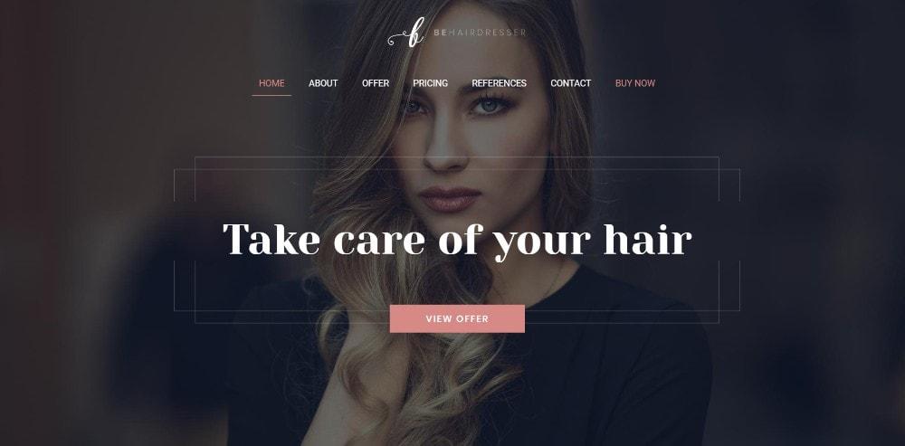 Be Hairdresser