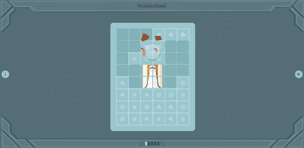 Shuttle by Wonderland Industry