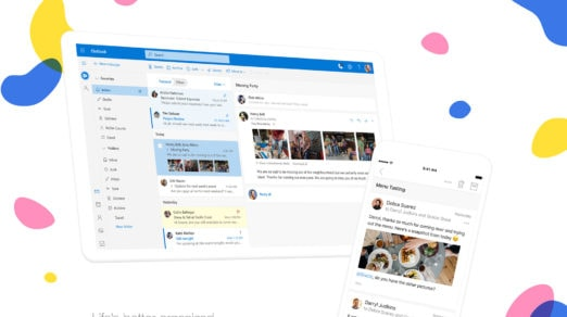 Microsoft Outlook Update: Animated GIF and Other Features