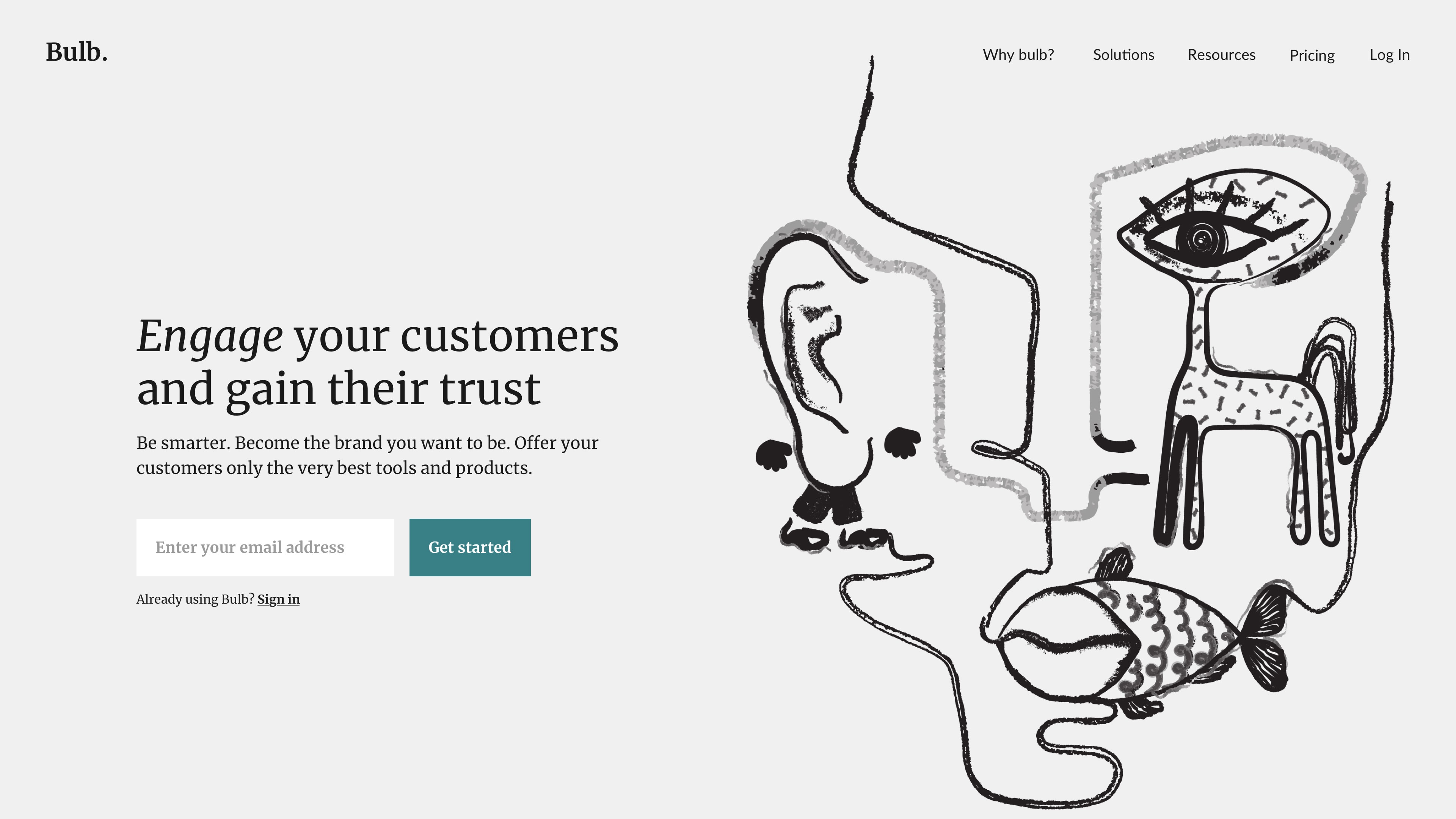 Free Illustrations for Landing Pages