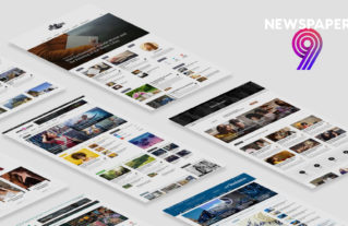 Newspaper Theme for WordPress is Packed with Features