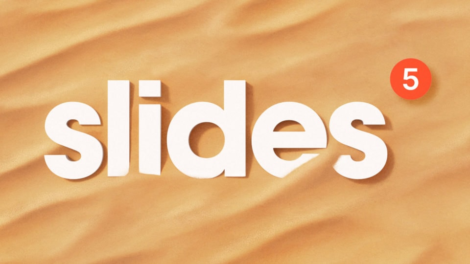 Slides - Free Static Website Generator and Landing Page Builder