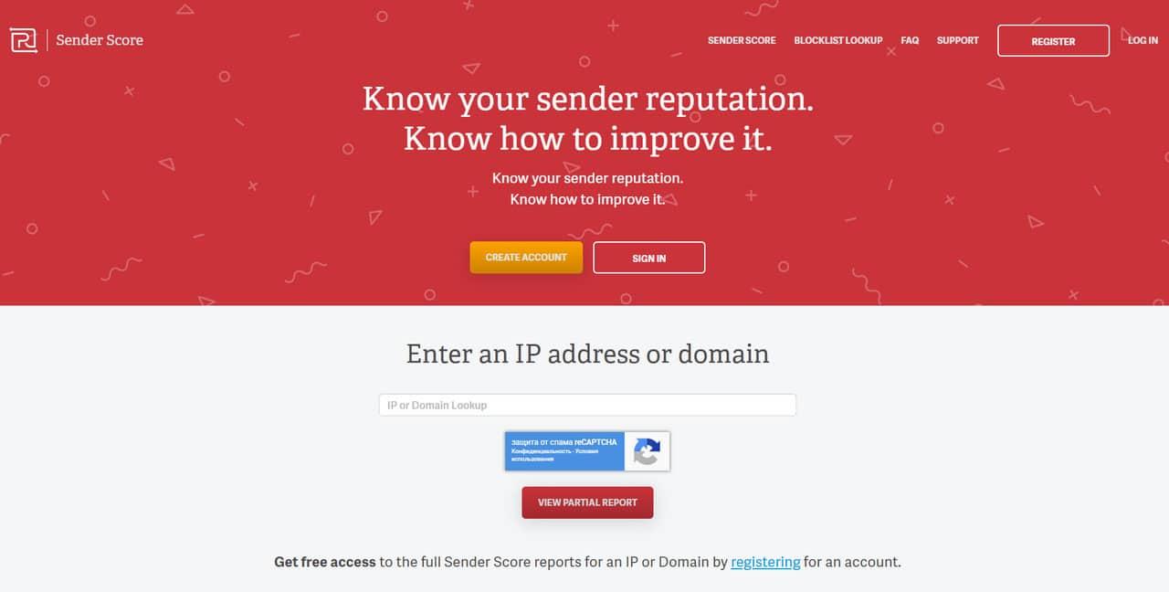 SenderScore