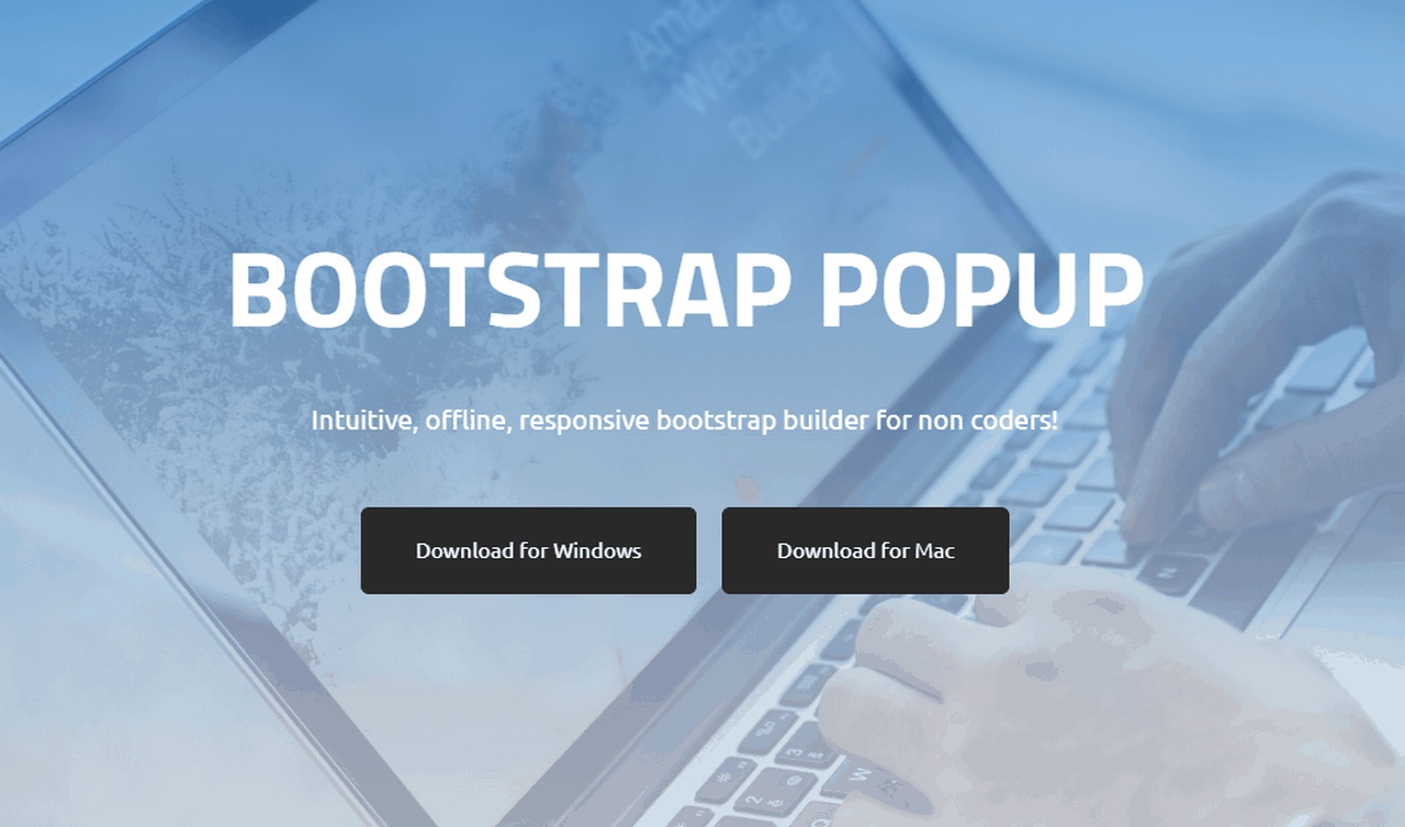 Bootstrap Popup