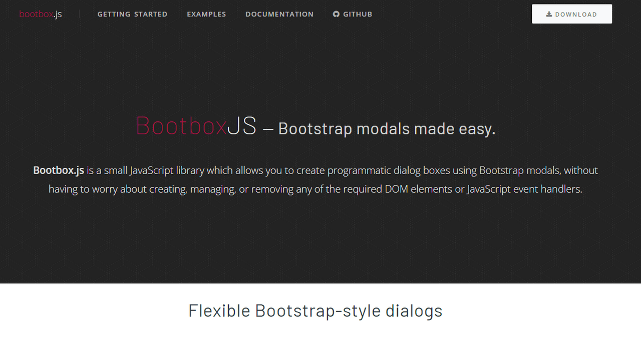 Bootstrap Modal Guide, Examples and Tutorials - Designmodo