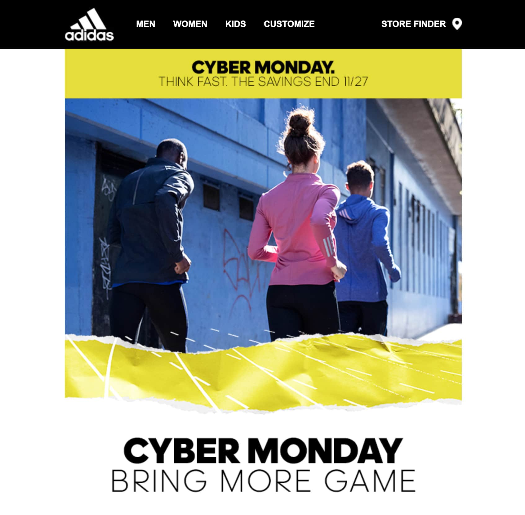 Adidas Email