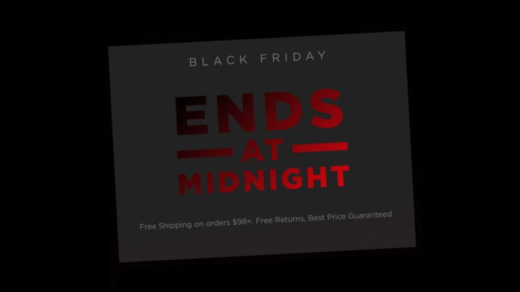 Subject Line Ideas for Black Friday and Cyber Monday Emails
