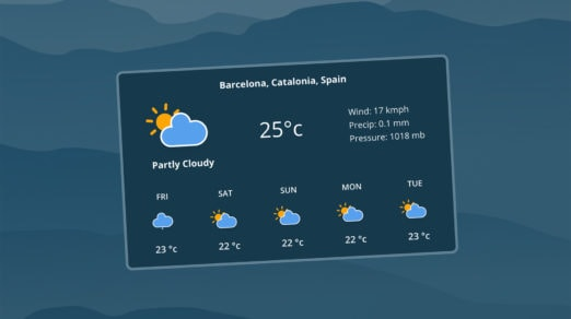 Get Real-Time Weather Data for Your Website with Weatherstack API