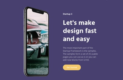 Online App Promo Page