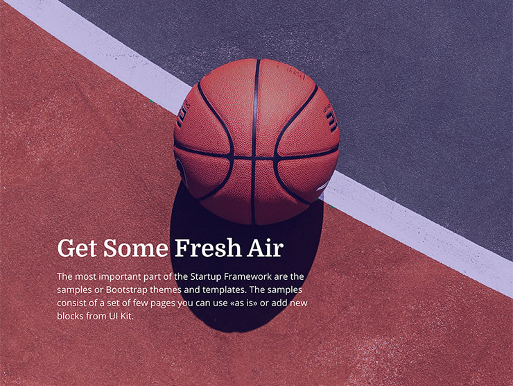 Promo App Page
