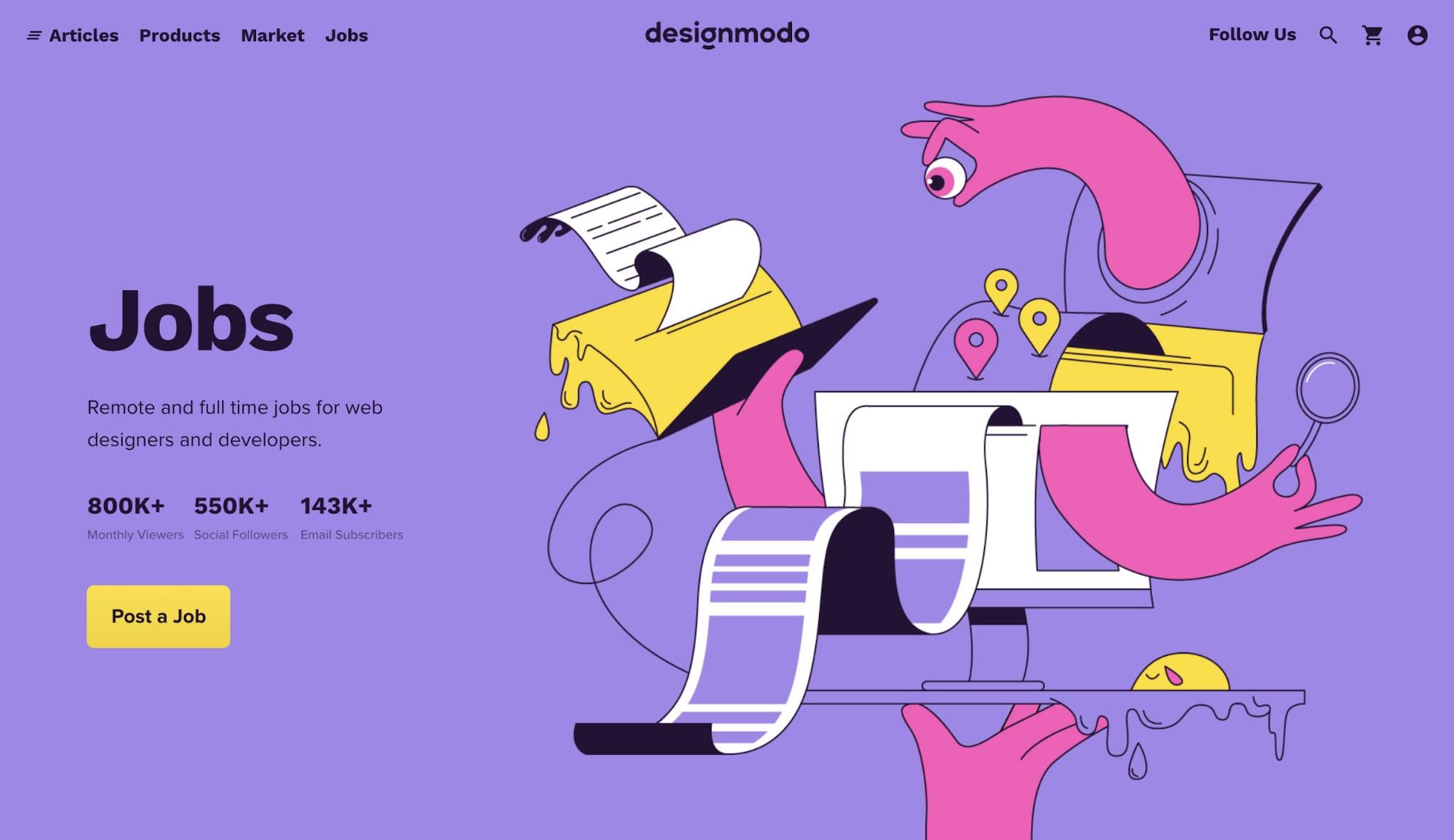 Designmodo Jobs