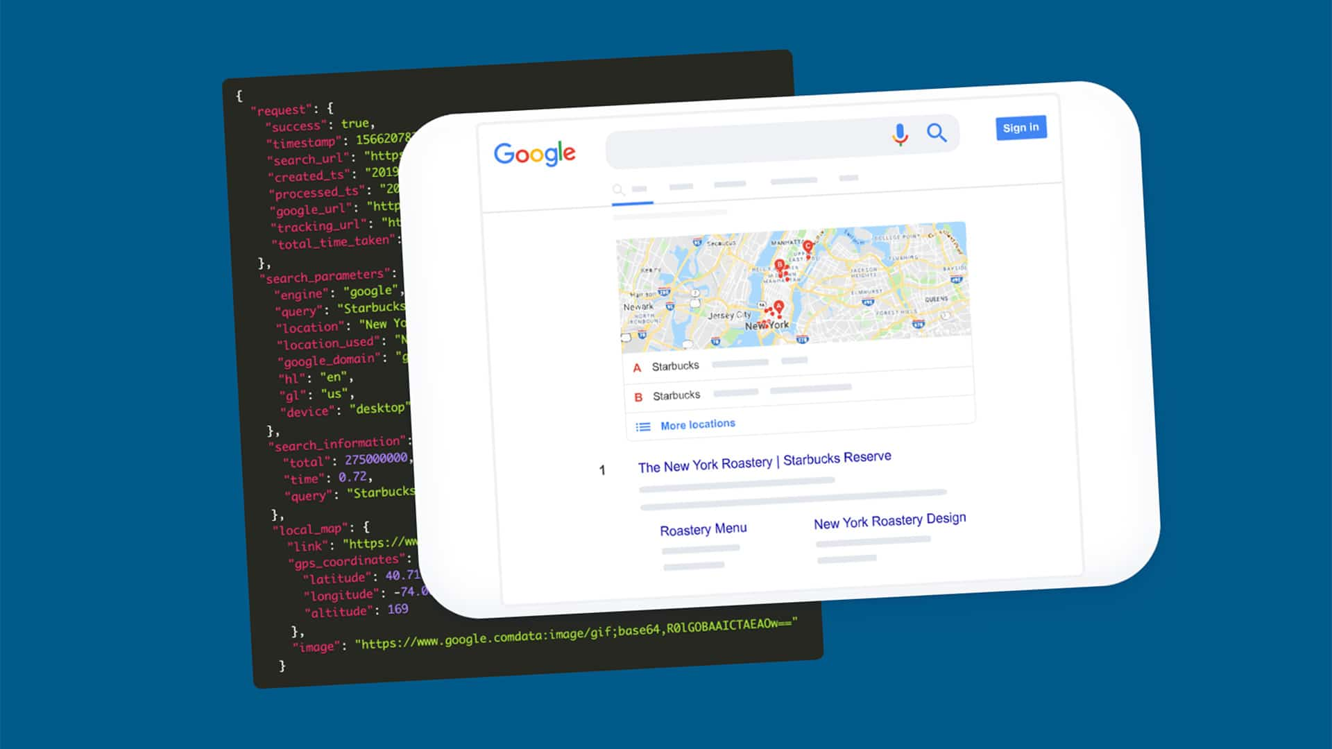 SERPStack - Free, Real-Time Google Search API