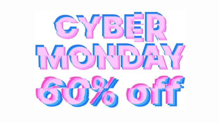 Cyber Monday 2019 on Designmodo