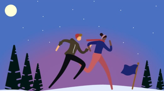 Examples of Magical Winter Email Newsletters with Tips & Tricks