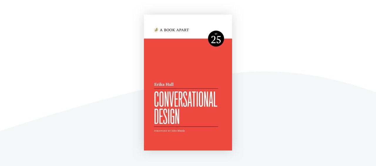 Design conversationnel par Erika Hall