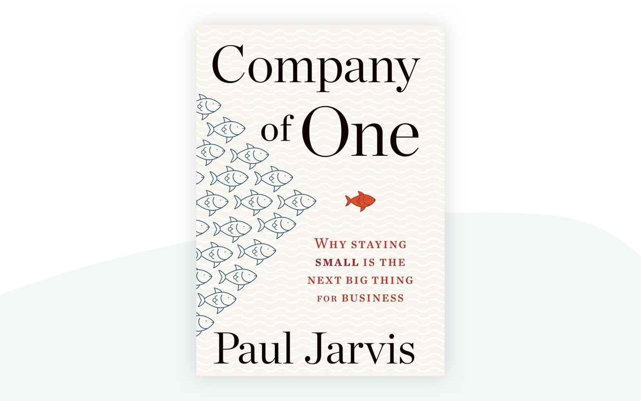 Company of One par Paul Jarvis