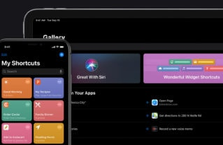 Conversational UI Mobile Examples